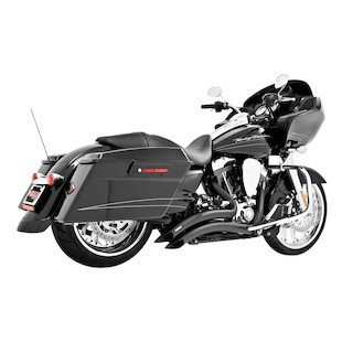 Freedom Performance Sharp Curve Radius Exhaust For Harley
