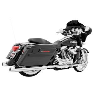 Freedom Performance Signature Mufflers For Harley