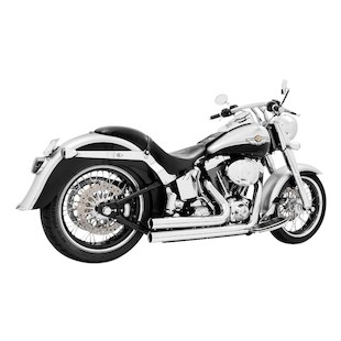 Freedom Performance Independence Shorty Exhaust For Harley