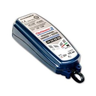 optima battery charger instructions