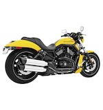 Freedom Performance Rolled Edge Slip-On Mufflers For Harley Night Rod 2006-2014