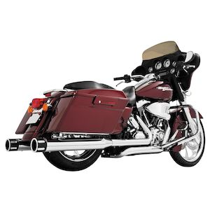 Freedom Performance Eagle Mufflers For Harley Touring 1995-2016