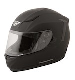 Fly Street Conquest Helmet - Matte Black