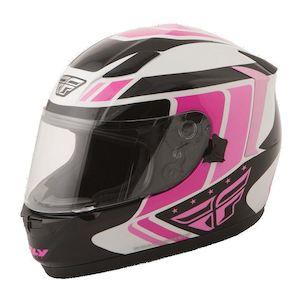 Fly Racing Street Conquest Retro Women's Helmet