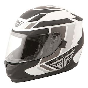 Fly Racing Street Conquest Retro Helmet (2XL)