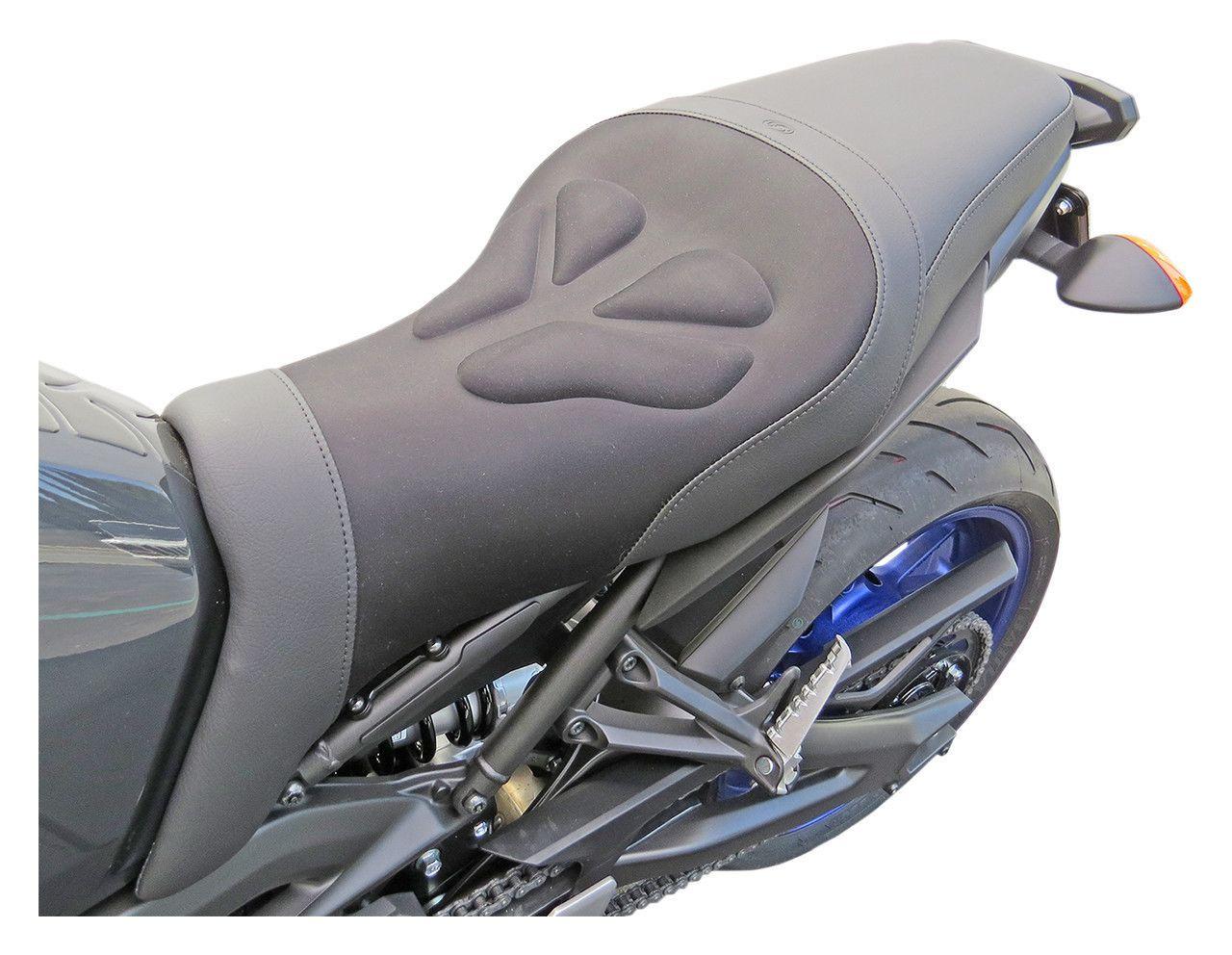 Saddlemen gel channel tech seat yamaha fz 09 2014 2015 for Yamaha capital one customer service