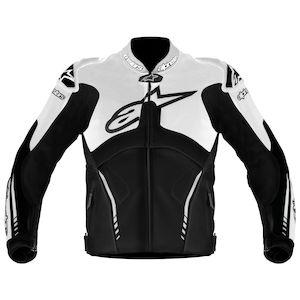 Alpinestars Atem Jacket Black/White / 56 [Blemished]
