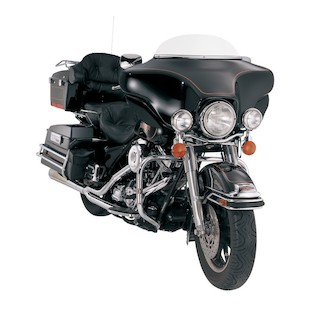 Memphis Shades Replacement Windshields For Harley Touring / Trike 2014-2018