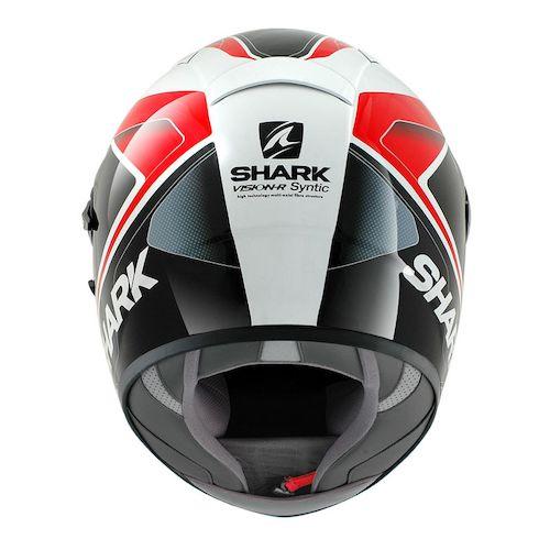 shark vision r series 2 syntic helmet revzilla. Black Bedroom Furniture Sets. Home Design Ideas