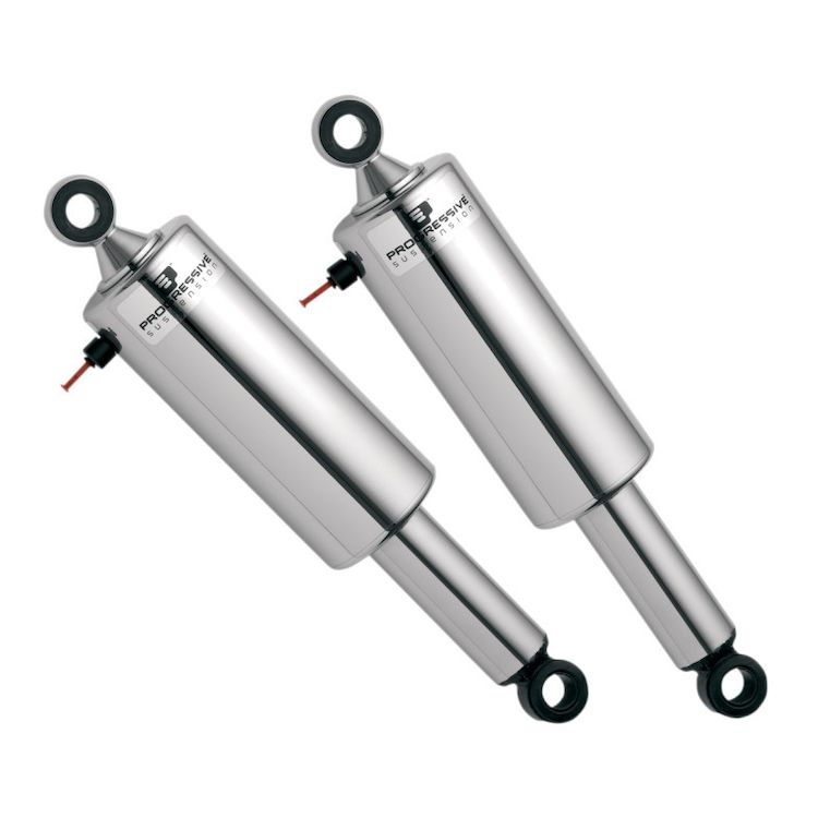 Progressive Air Dragger Shocks For Harley Touring 1984-2018