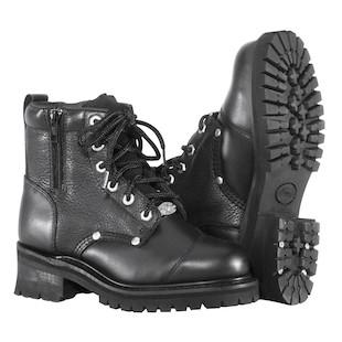 River Road Women's Double Zipper Field Boots