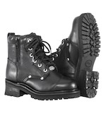 River Road Double Zipper Field Women's Boots