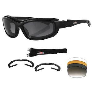 150d607cef9 Bobster Road Hog II Goggles   Sunglasses