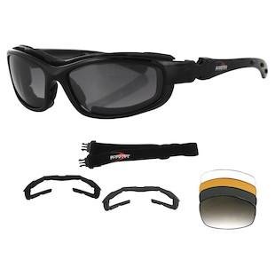 Bobster Road Hog II Goggles / Sunglasses