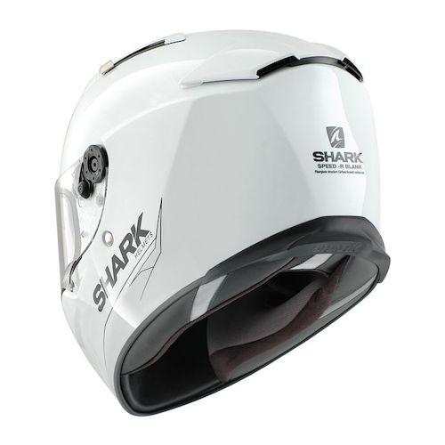 shark speed r helmet solid size lg only revzilla. Black Bedroom Furniture Sets. Home Design Ideas