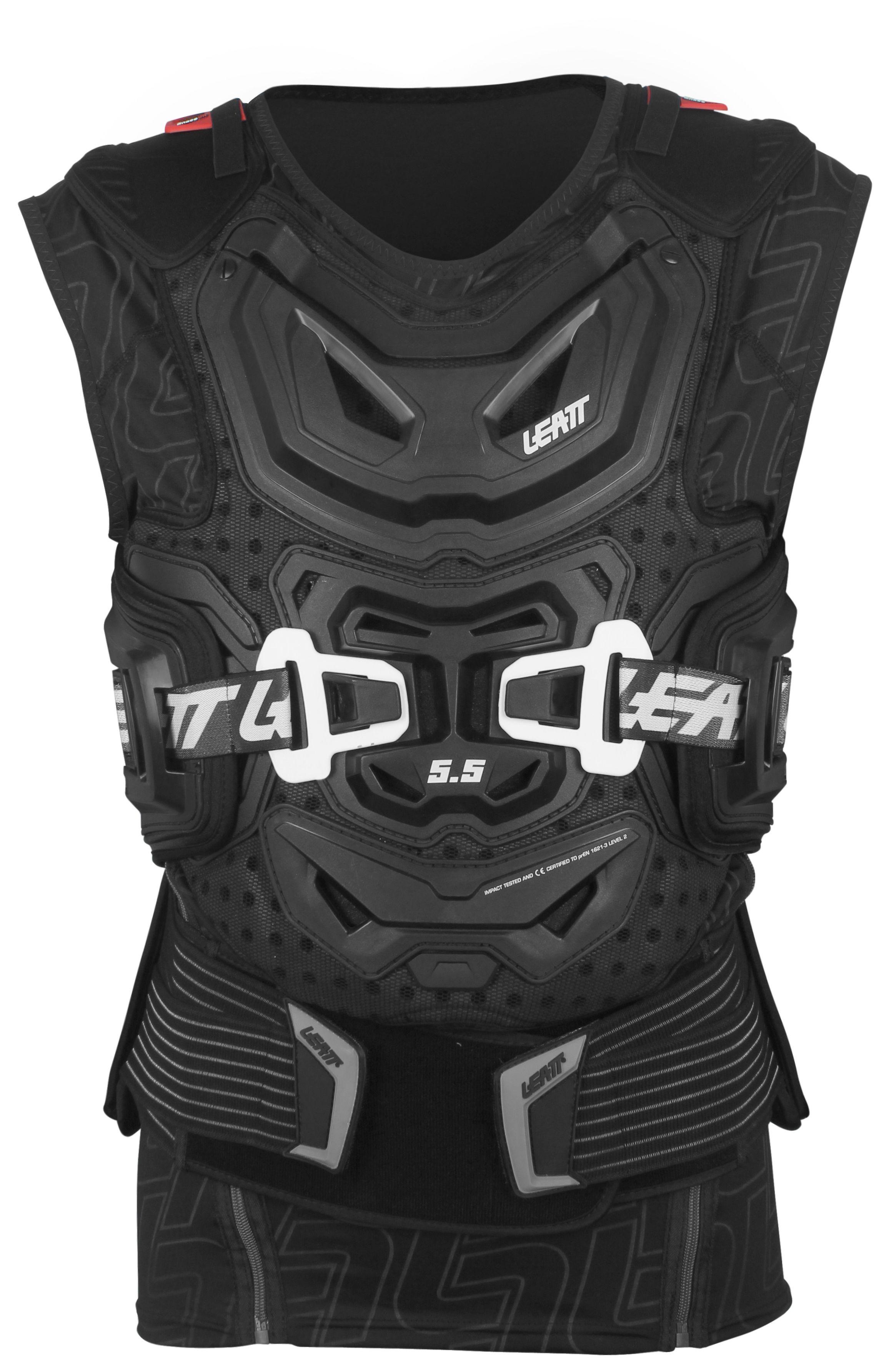Full Face Cruiser Helmets >> Leatt 5.5 Body Vest (SM-MD Only) | 21% ($40.00) Off ...