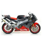 Arrow Race-Tech Slip-On Exhaust Aprilia RSV1000R / Tuono 1000R
