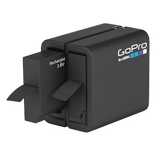 GoPro Hero4 Dual Battery Charger With Battery