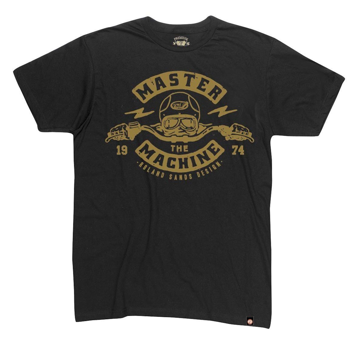 machine shirt