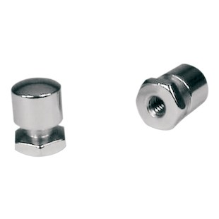 Mustang Solo Seat Mounting Nuts For Harley Touring 1999-2017