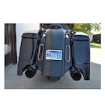 Klock Werks Saddlebag Extensions For Harley Touring 2014-2018