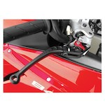 CRG Folding Roll-A-Click Brake Lever Kawasaki ZX6R / ZX10R / ZX14R Black [Open Box]