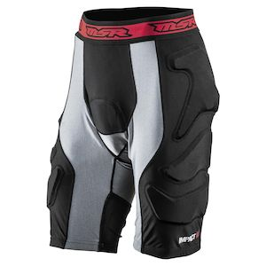 MSR Impact Pro Padded Riding Shorts