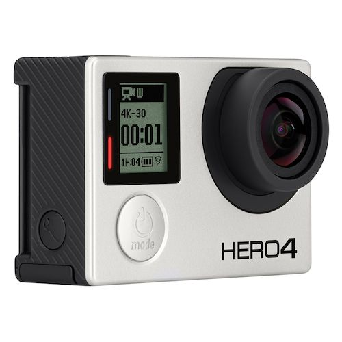 gopro hero4 black camera revzilla. Black Bedroom Furniture Sets. Home Design Ideas