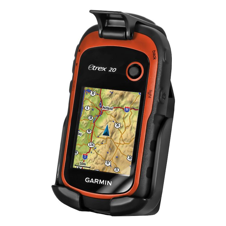 Garmin Garage: RAM Mounts Garmin ETrex Holder