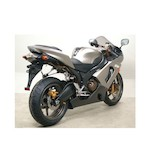 Arrow Maxi Race-Tech Slip-On Exhaust Kawasaki ZX6R/ZX636 2005-2006