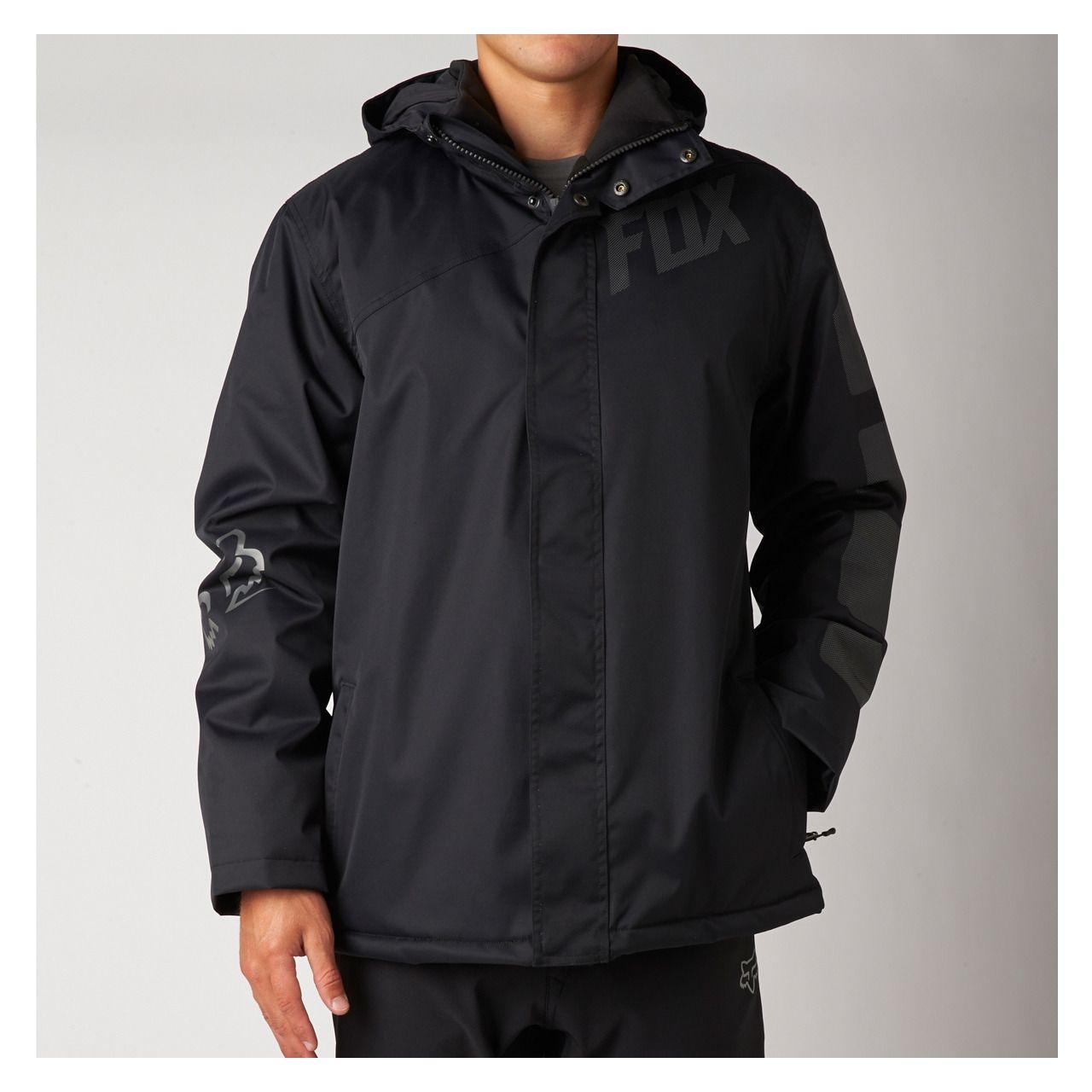 Fox racing leather jacket