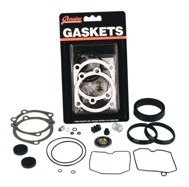 James Gasket CV Carburetor Rebuild Kit For Harley 1988-2006 | 10% ($4 50)  Off!