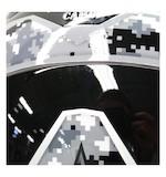 AFX FX-17 Camo Helmet Black Urban Camo / LG [Blemished]