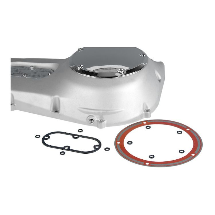 James Gasket Derby And Inspection Cover Kit For Harley