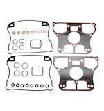 James Rocker Box Gasket Kit For Harley