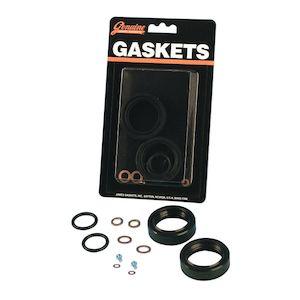 James Gasket Fork Seal Kit For Harley FX / XL 1975-1984
