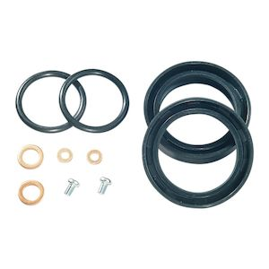 James Gasket Fork Seal Kit For Harley 1988-2018