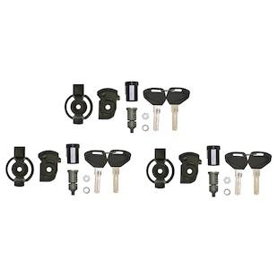 Givi SL103 3-Case Security Lock Set