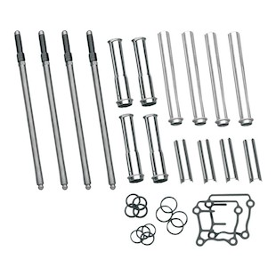 S&S Complete Pushrod And Tube Kit For Harley