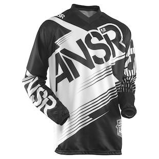 Answer Syncron Jersey (Color: Black / Size: SM)