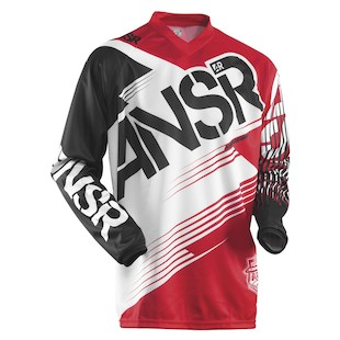 Answer Syncron Jersey (Color: Red / Size: SM)
