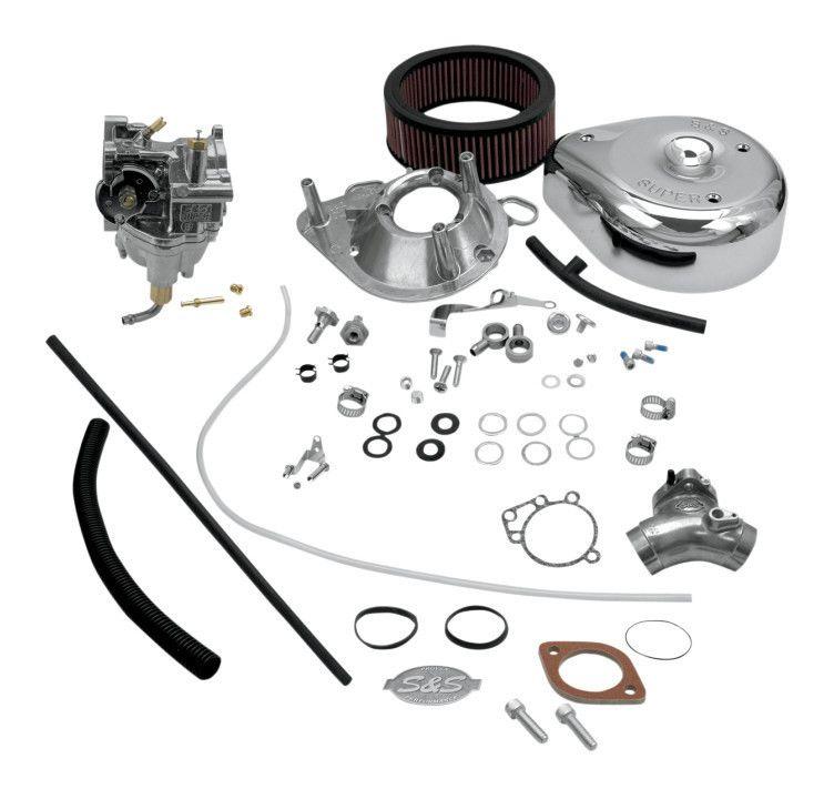 S&S Super E Carburetor Kit For Harley | 10% ($60 99) Off