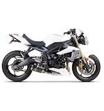 Two Brothers S1R Slip-On Exhaust Triumph Street Triple / R 2013-2014