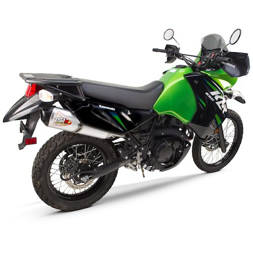 Two Brothers Exhaust For A Kawasaki Klr