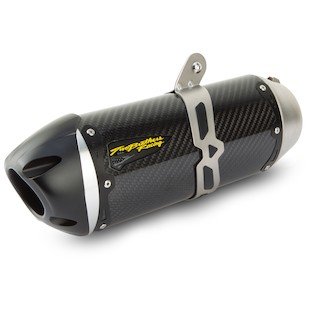 Two Brothers S1R Slip-On Exhaust Can-Am Spyder RT / S 2014-2015