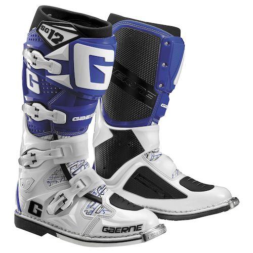 Gaerne Sg 12 Boots 2011 Revzilla