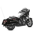 Arlen Ness by MagnaFlow Ness-Comp 2-Into-1 Exhaust For Harley Touring 2009-2015