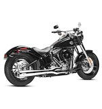 Arlen Ness by MagnaFlow Ness-Comp 2-Into-1 Exhaust For Harley Softail 1996-2017