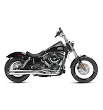 Arlen Ness by MagnaFlow Ness-Comp 2-Into-1 Exhaust For Harley Dyna 2008-2017