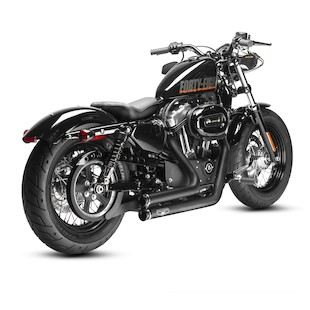 Arlen Ness by MagnaFlow Lowdown Exhaust For Harley Sportster 2004-2017